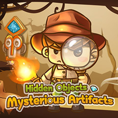 Hidden Objects: Mysterious Artifacts gameplay