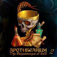 Apothecarium: Renaissance of Evil - Chapter 2 gameplay